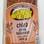 Chleb żytni naturalny pakowany