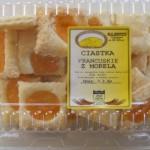 Ciastka francuskie z morela